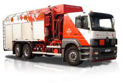 Tankschutz, Tankreinigung, Tankentsorgung, HWT Hansen