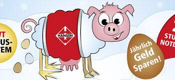 Bonussystem, Kundenbindung, HWT Hansen, Heizungsfirma, Wartungsvertrag, Heizungswartung