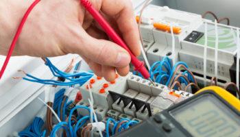 E-Technik, Elektroinstallation, Hausinstallation, HWT Hansen, Heizungsfirma, E-Check