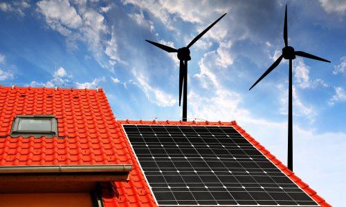 Photovoltaik, Erneuerbare Energien, Umweltschonend, regenerativ, HWT Hansen, Heizungsfirma, E-Technik