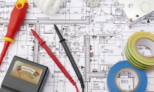 E-Technik, Elektroinstallation, Hausinstallation, HWT Hansen, Heizungsfirma